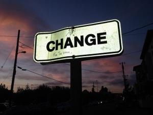 changer for the better - cc Robert Couse-Baker