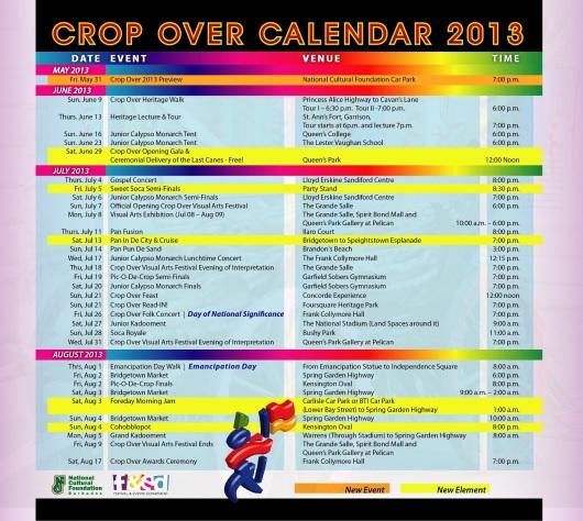 Barbados Crop Over 2013