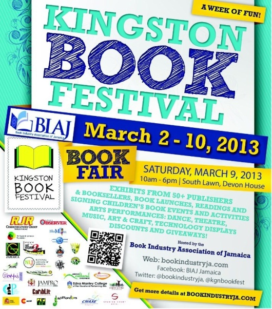Kingston Book Festival 2013