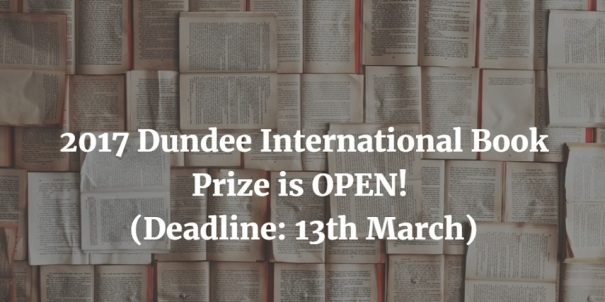 2017 Dundee International Book Prize