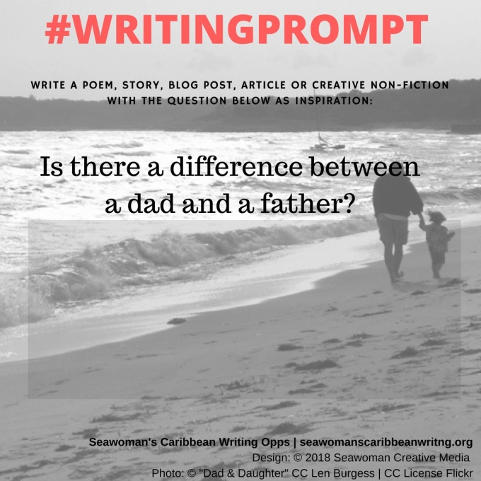 Day For Dad Writing Prompt