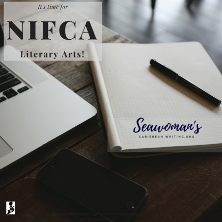 Time For NIFCA Literary Arts
