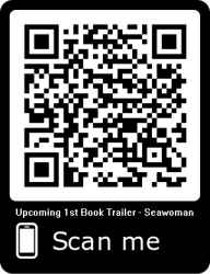 QR Code SeaChronicles Sign Up With Label