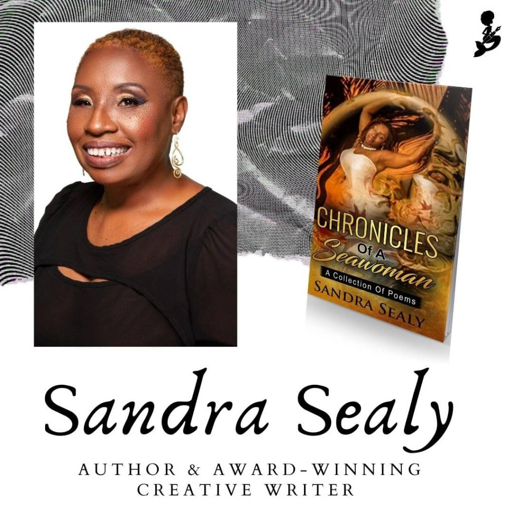 sandra sealy - founder of seawoman's caribbean writing blog and caribbean writers on facebook